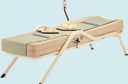 массажная кровать в клинике грааль